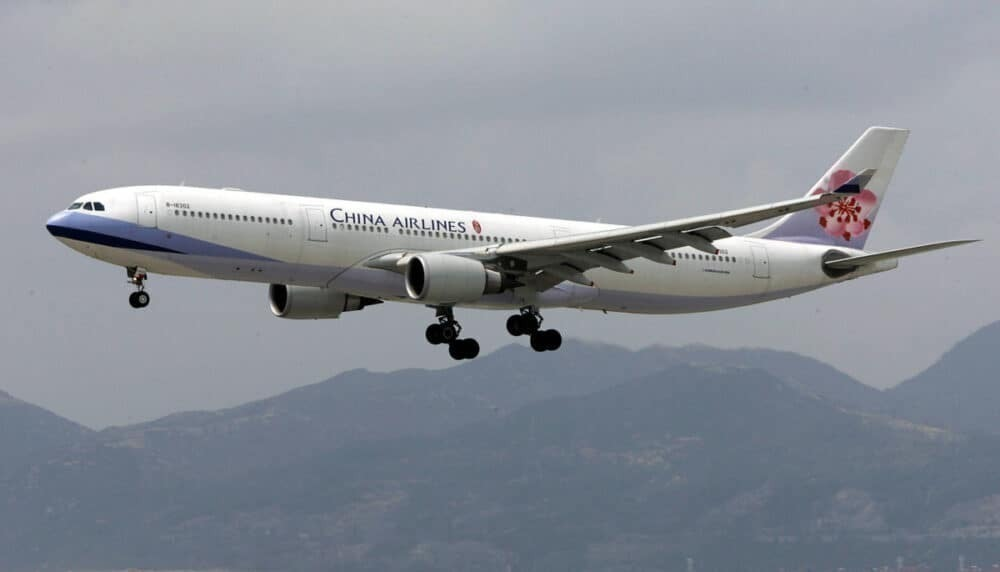 China Airlines A330