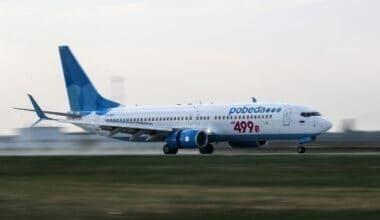 Gagarin International Airport opens in Saratov Region, Russia