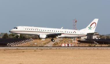 Royal Air Maroc (RAM) Embraer 190 Getty
