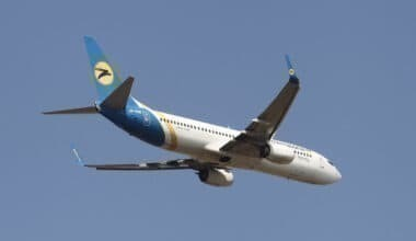 EASA issues warning over iranian air space