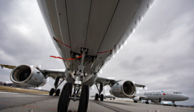 US Airlines, Treasury Loan, CARES Funding