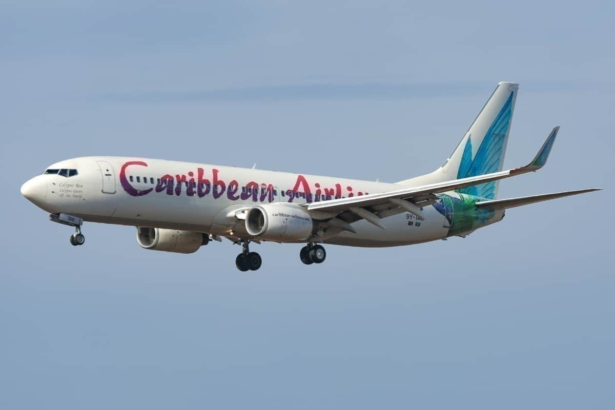 Cairbbean Airlines