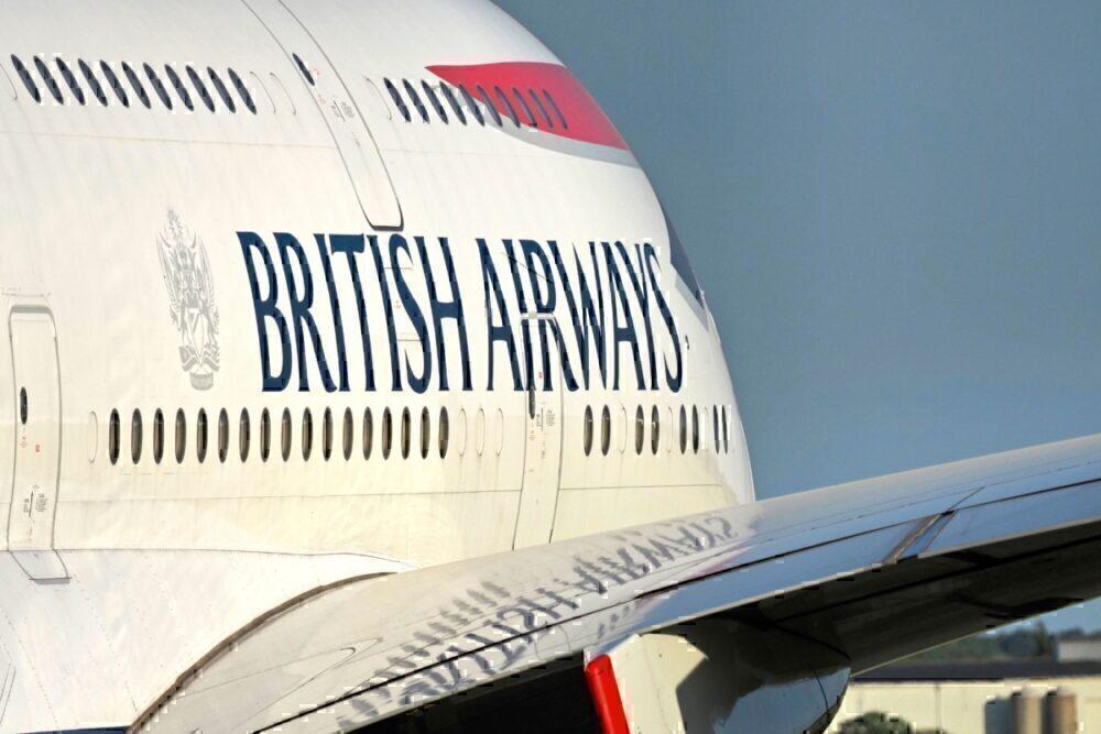 British Airways, Airbus A380, Return