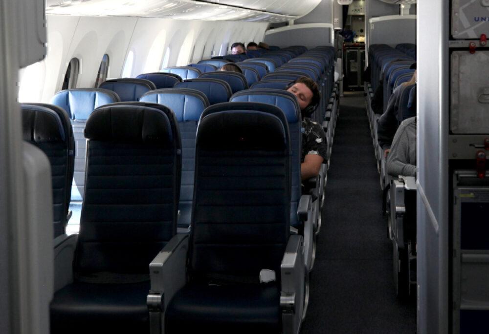 United Airlines furlough