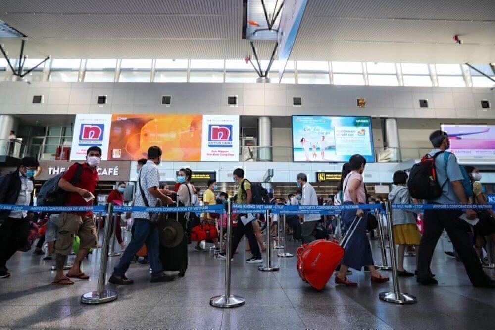Danang International Airport Suspension