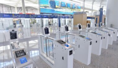 Biometrics are rolling out at airports as a result of COVID-19