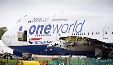 British Airways, IAG Cargo, Boeing 787-10