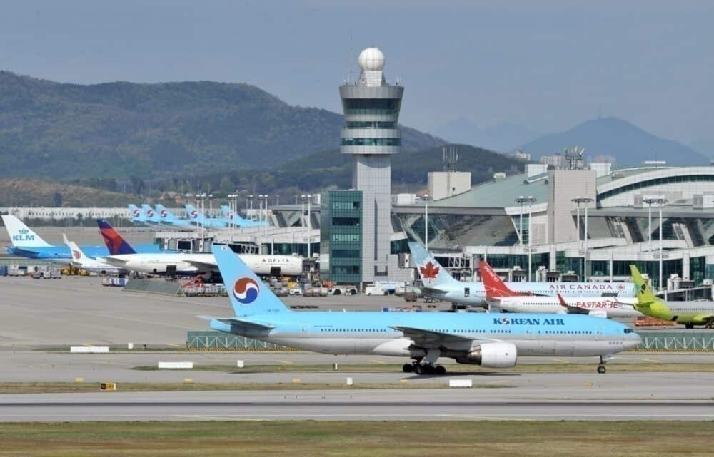 Korean Air, Eastar Jet, Jin Air