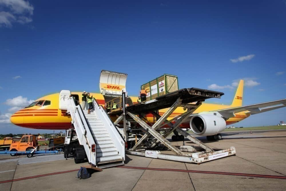Manston Airport, Reopening, Cargo