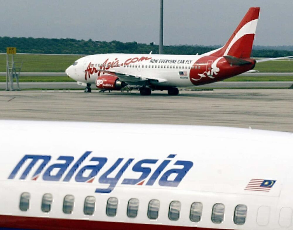 Getty Malaysia Airlines AirAsia Merger Unlikely
