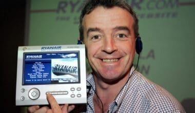 Ryanair, In Flight Entertainment, digEplayer