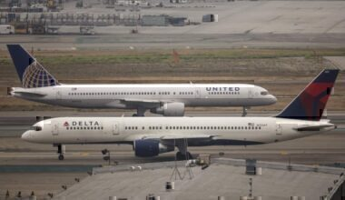Delta and United Getty