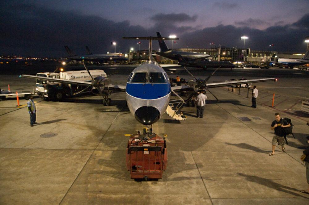 Embraer 120 Brasilaia