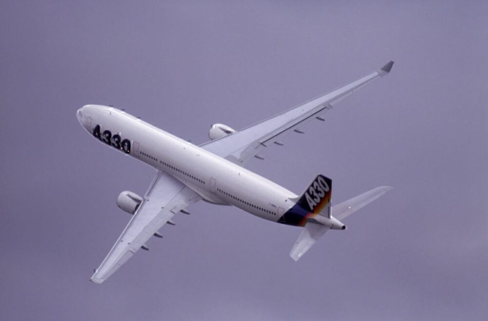 Airbus A-330 Airliner