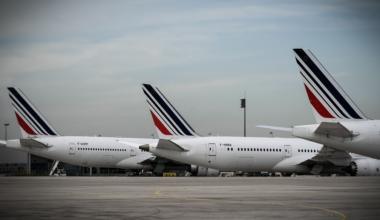 Air France at CDG