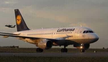 Lufthansa A319 getty
