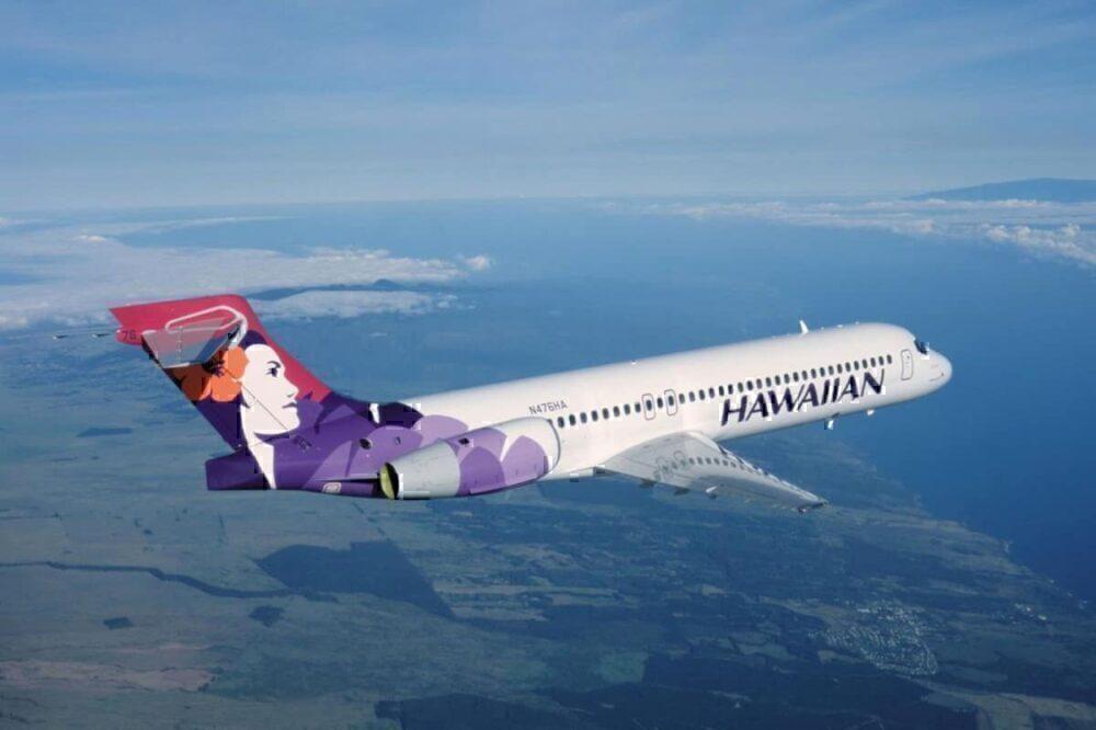 Hawaiian Airlines 717