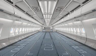 A340 Hi Fly cargo conversion