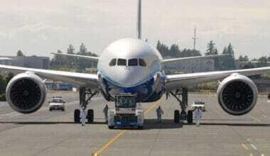 Boeing, First 787 Dreamliner, 13 Years