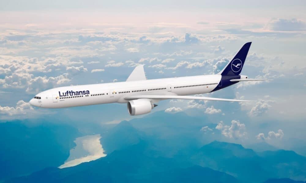 Lufthansa 777-9