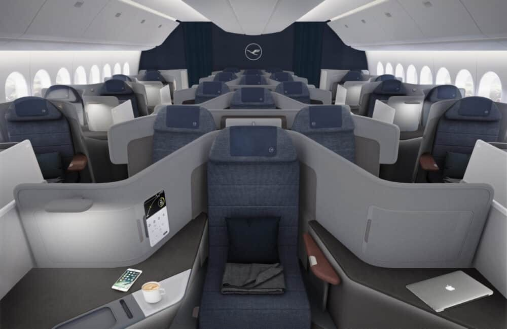 Lufthansa, Boeing 777-9, 2021 Delivery