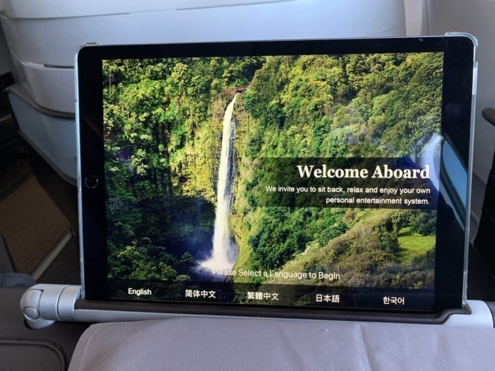 Hawaiian Airlines Airbus A330 Lie Flat First Class Review