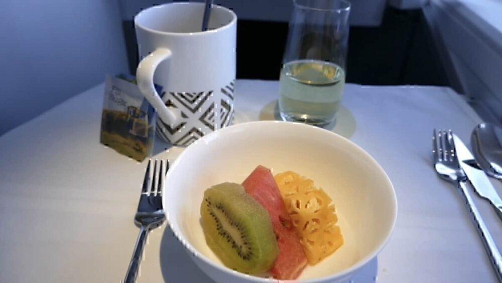Flight Review: Fiji Airways A350 Business Class