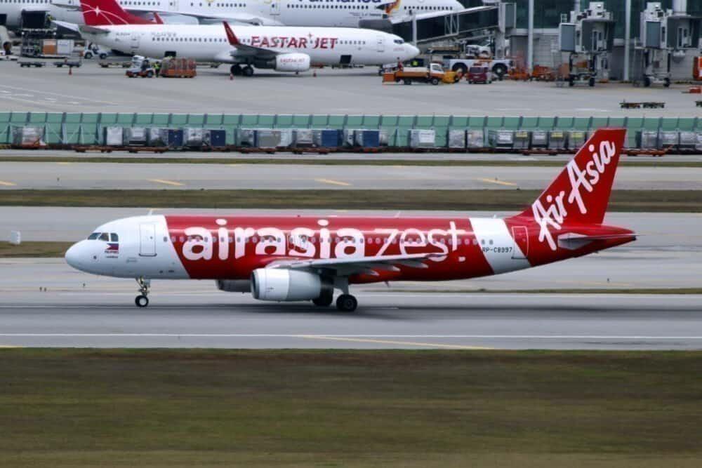 AirAsia Philippines A320