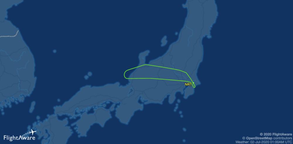 Flightaware UA2822