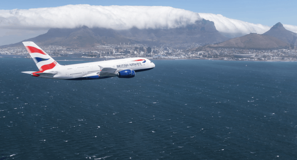 British Airways Cape Town