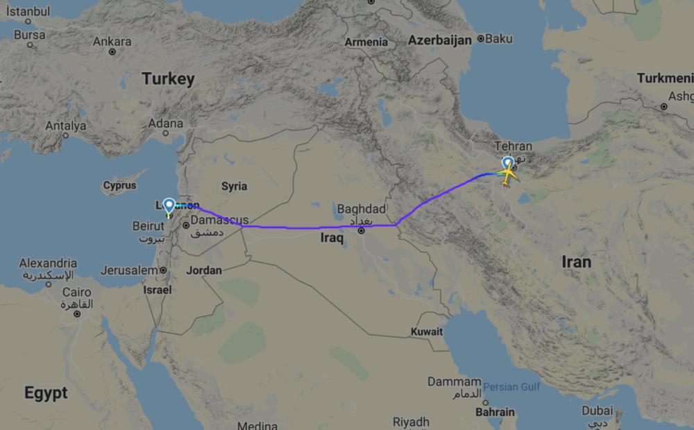 W51152 flight