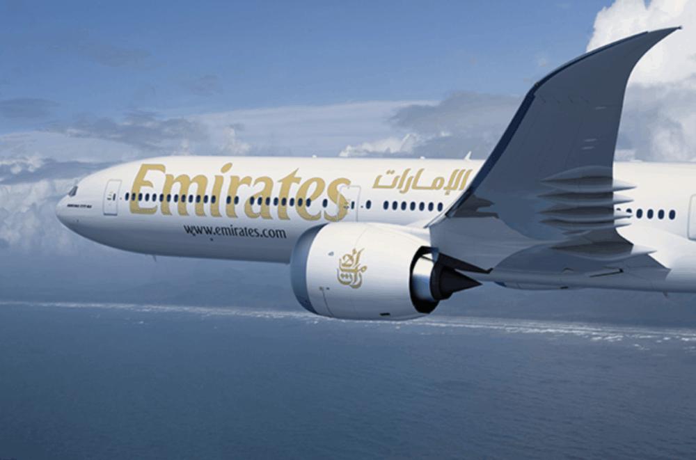 Boeing 777X Emirates Order