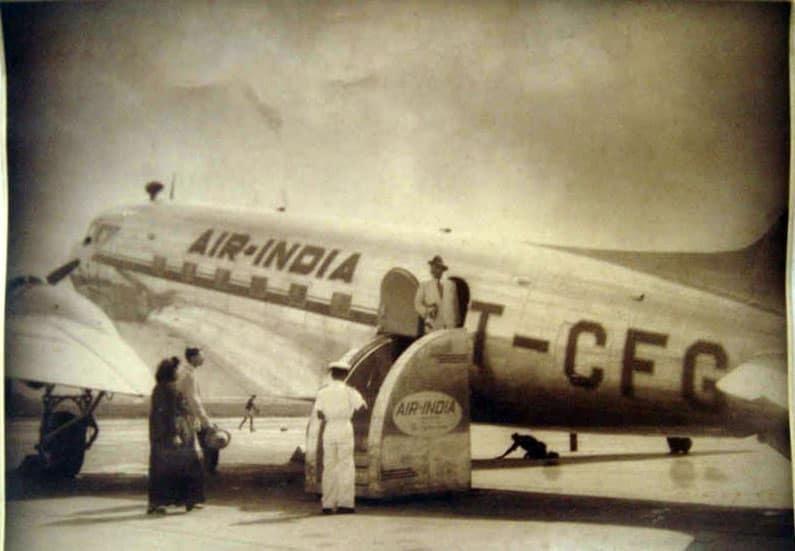 Air India History