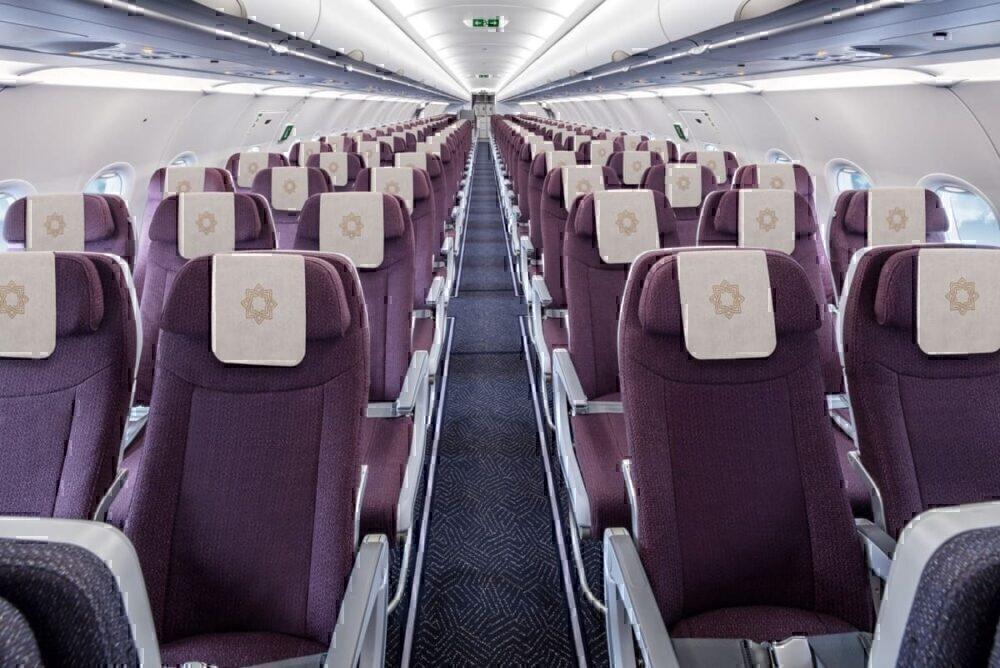 Vistara A321neo Economy Product