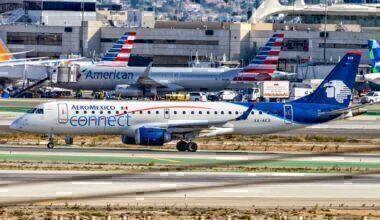 Aeromexico Connect E190