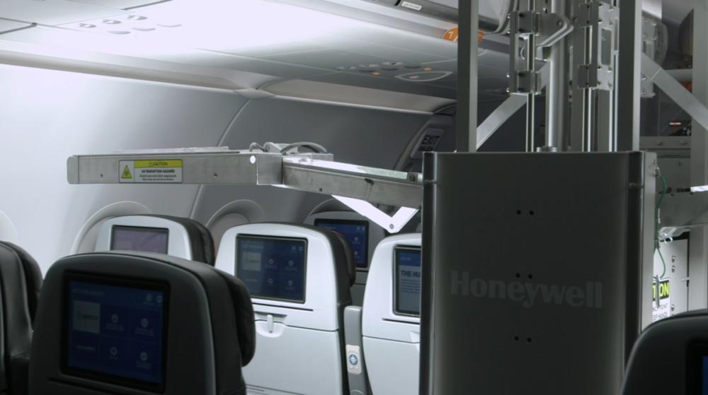 Honeywell Jetblue