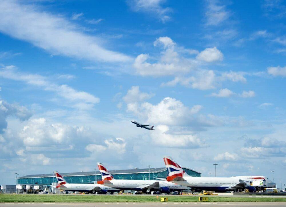 Japan Airlines, oneworld, London Heathrow
