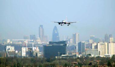 Heathrow Airport, Loss, Passenger Numbers