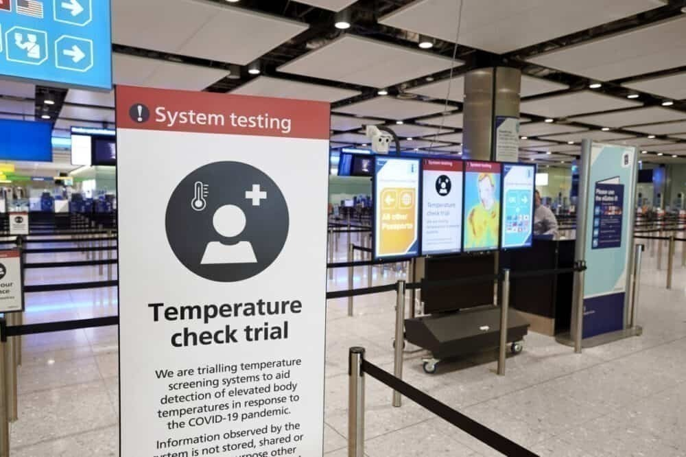 Heathrow Airport, COVID Tests, Quarantine
