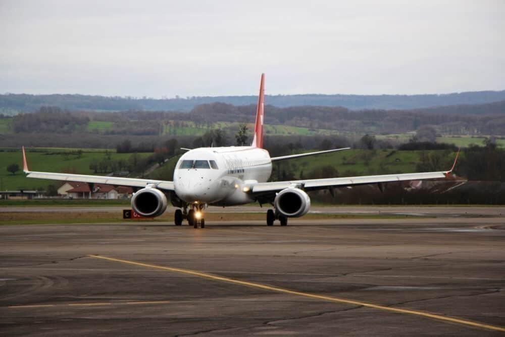 Helvetic Airways E190