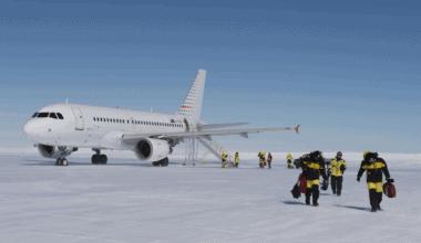 Australia-Antarctica-Airfield