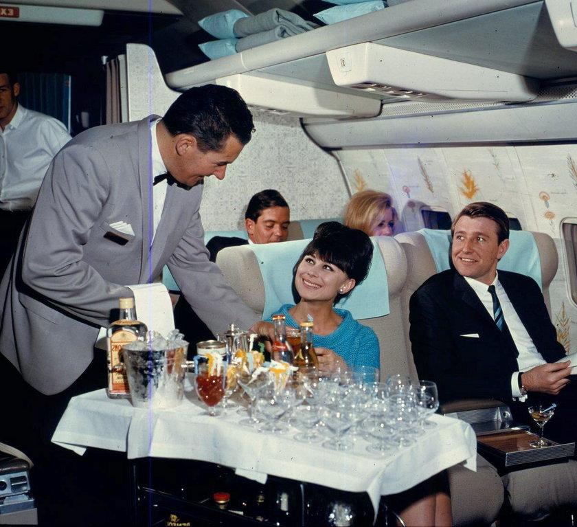 Qantas early business class