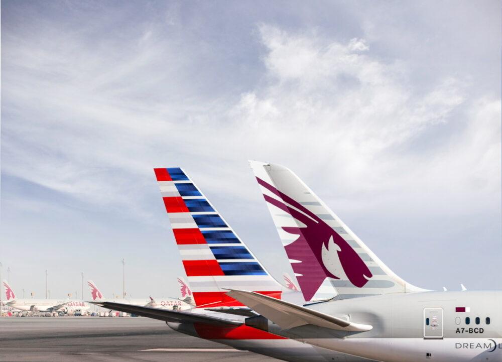 Qatar Airways American Airlines