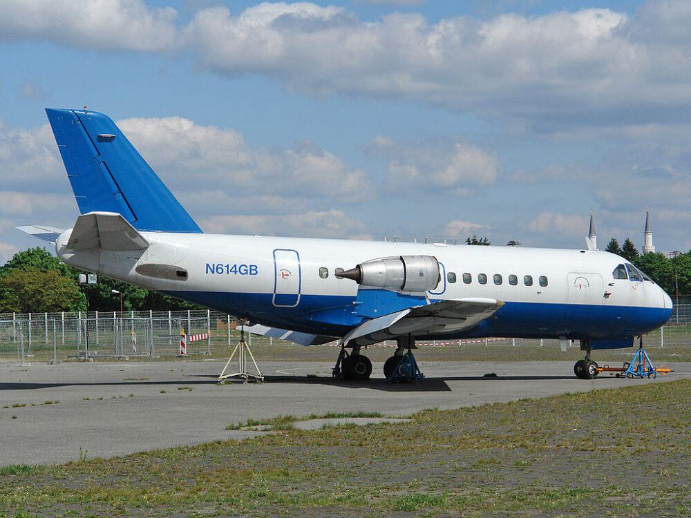 short plane