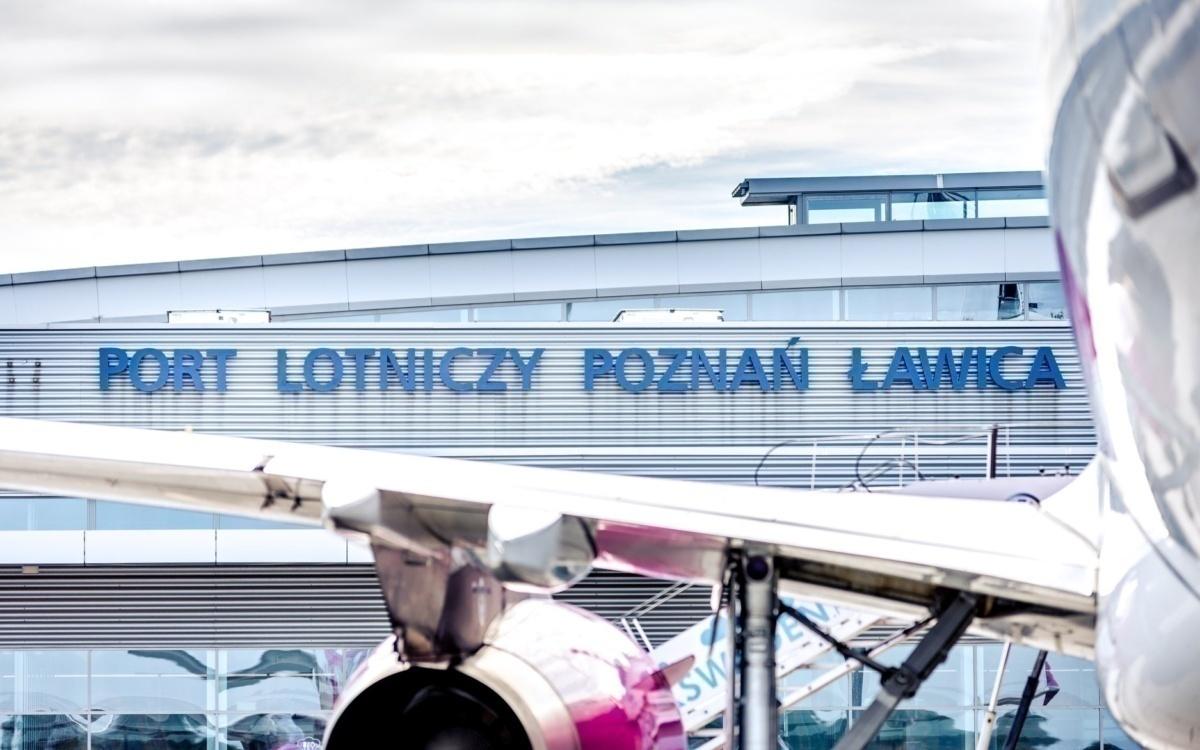 poznan airport
