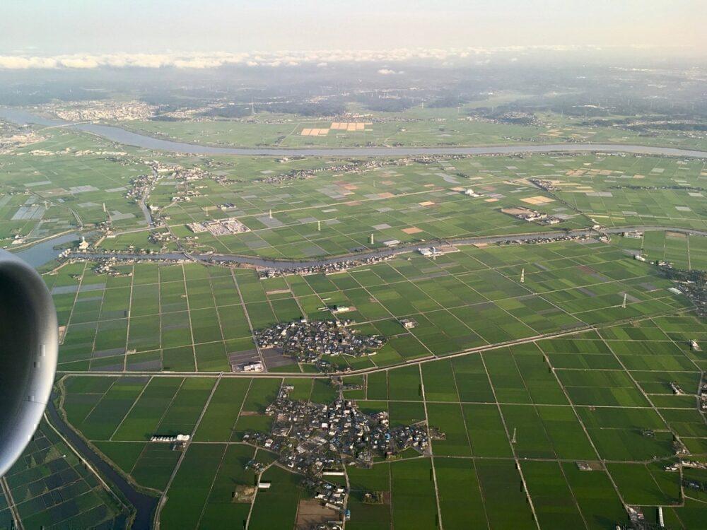 Rural Chiba province