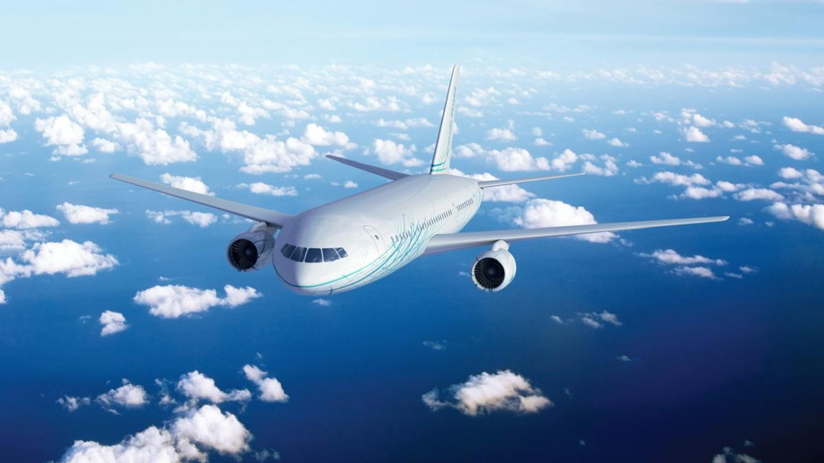 Frigate Ecojet Plane