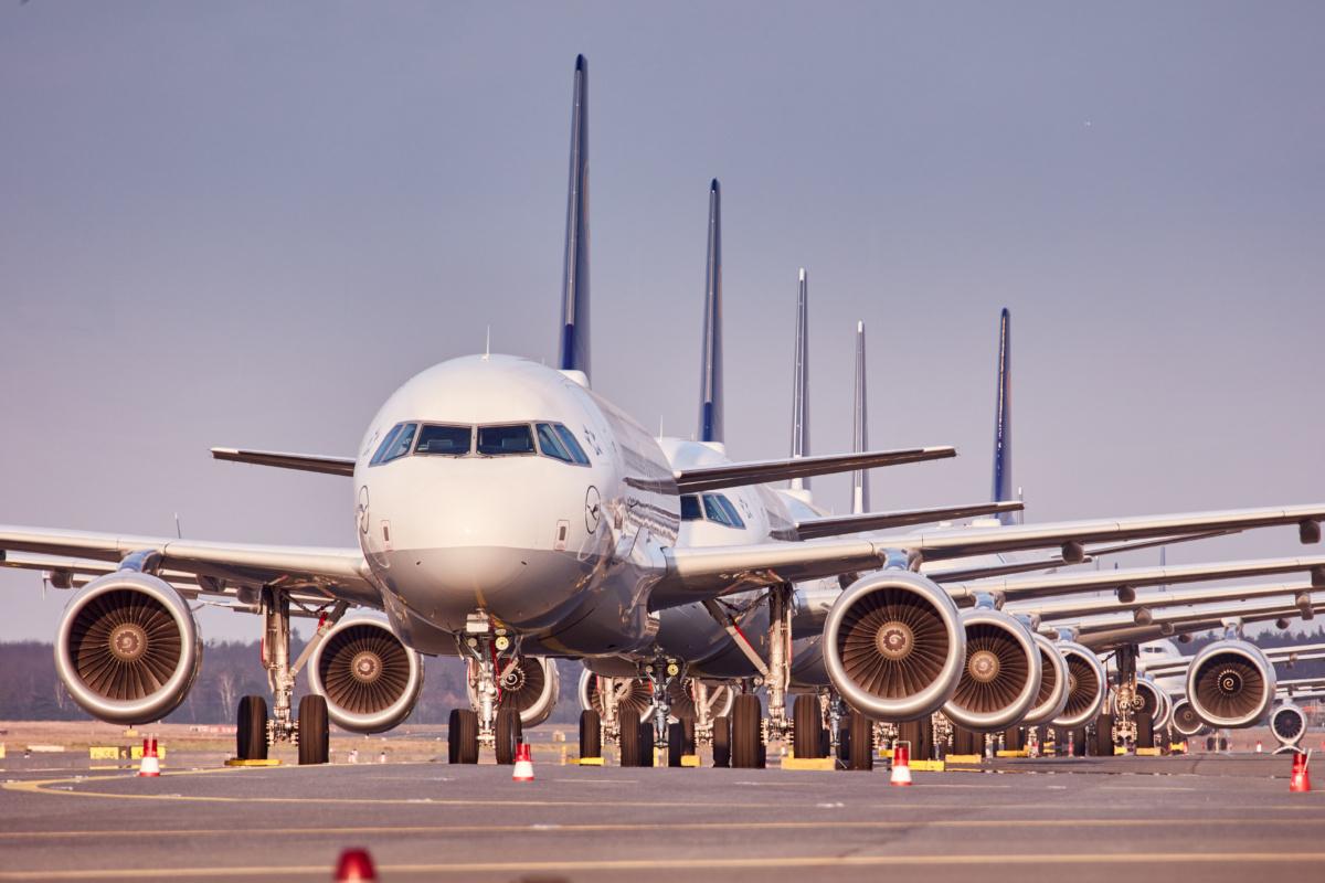 Lufthansa, Cargo, Deliveries