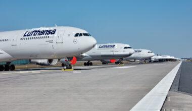 Lufthansa, COVID-19, Digitization
