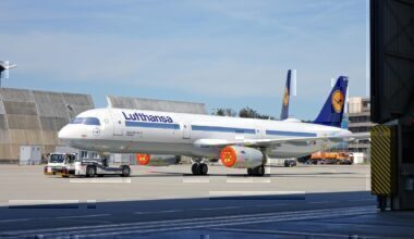 Lufthansa, Parked Aircraft, Stored Aircraft